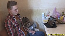 Cheating russian beauty banged by a stranger