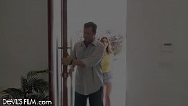 DevilsFilm Horny Swinger Wife Caught Fucking the Neighbor