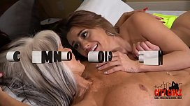 Auntie and the Kinky Cousins  3  Sally D'_angelo Maria Jade
