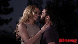 MILF minx Briana Banks eats cum after pussy sex