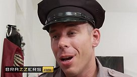 Big TITS in uniform - (Richelle Ryan, Mick Blue) - Sexy Halloween - Brazzers