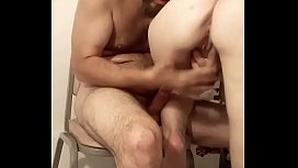 Naughty d. Showering With Dad