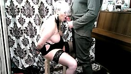 Slave webcam mommy AimeeParadise learns to obey male will ... (short vetsion)