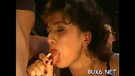 Filling their throats with milky jizz drive cuties insane