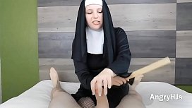 Sister Aurora Roseris Punishes a Sinner - Preview 1