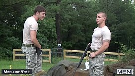 Men.com - (Adam Bryant, Paul Canon) - The Hunt Part 2 - Drill My Hole