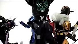 Kamen Rider Den-O double action climax form