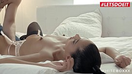 LETSDOEIT - Apolonia Lapiedra - Sexy Latina Squirts While Her Big Cock Boyfriend Fucks Her Hard