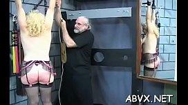 Amateur mature crazy slavery xxx scenes in dirty scenes