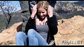 Hot teen just needs a good fuck as in a short time as it is possible