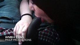 Big Booty MILF sucks BBC