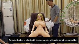 Intelligent Sex Doll Orgasm Moaning System