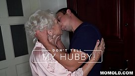 Be quiet, my husband'_s sleeping! - Best granny porn ever!
