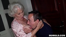 Be quiet, my husband'_s s.! - Best granny porn ever!