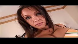 Extremly horny sexy looking Brunette amateur milf has to fuck hard 4 take cock