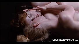 Three Teen Mormon Lesbians Pleasure Each Other Gwen Stark