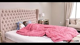 Fucking daughter'_s cherry tits and honey filled PUSSY
