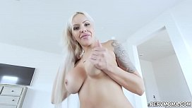 Step s.'_s soft cock get suck by Nina Elle so nasty!