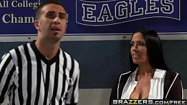Brazzers - Big Tits at School - ZZBA Jam scene starring Vanilla Deville and Keiran Lee