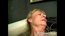 Jeff Fucked by hairy 70 plus granny slut