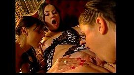 Jirina in L'initiation de Joy scene 1 (lesbian threesome)