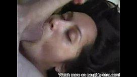 Amateur Facial: More on naughty-cam.com