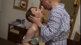 grandpa takes care of the japanese girl - DADDYJAV.COM