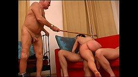 Porn cum woman in the throat