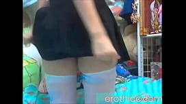 Cute japanese girl masturbating on cam erothicc.com