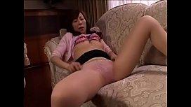 japanese milf honami masturbating