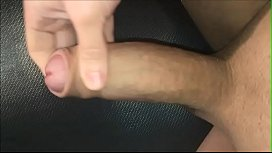 Play with my Cock and Cum in Slow Motion