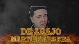 De Abajo - Martin cabrera