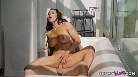 MILF training at her home - Kendra Lust and Charles Dera