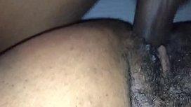 Wet wet (wait tell end) ebony I met on Blackiea.com Squirting