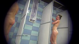 Leaked footage from shower rooms