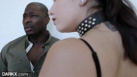DarkX Karlee Grey &amp_ MILF Coming 2 Collect Money From BBC Daddy