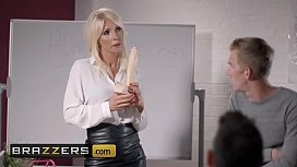 Big Tits at School - (Tiffany Rousso, Danny D) - Substitute Sex Ed - Brazzers