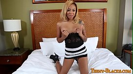 Black babes pussy creamed