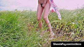 Horny Housewife Shanda Fay Face Fucks Husband In Crazy Storm