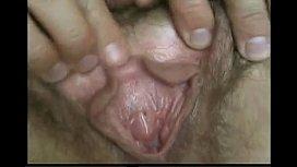 Amateur pussy close up