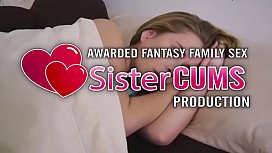 Craving Stepsis on Brother'_s Cock - SisterCums.com