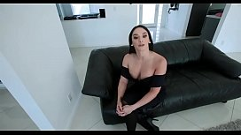 Hot mom helps son long duration sex