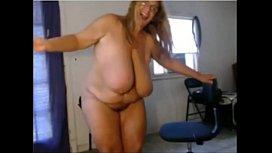 Sarah Mature MILF With Huge Boobs Mastrubate On Exposedcams.cf