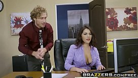 Brazzers - Big Tits at Work - All Natural Intern scene starring Valentina Nappi and Michael Vegas