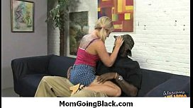 Watching my mommy going black 30