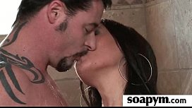 Tease Me Then Please Me After a Soapy Massage 16