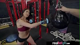 Doggystyle Fuck On Gym Bike(Aubrey Rose) 01 mov-09