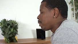 Ass Fucked Ebony BBW
