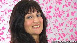 Scottish milf Toni Lace'_s dirty talk will make you rock hard