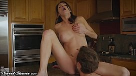 SweetSinner Hot Mom'_s Passionate Sex with Daughter'_s Boyfriend